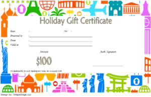 10+ Holiday Gift Certificate Template Free Ideas Regarding Quality Holiday Gift Certificate Template Free 10 Designs