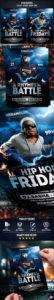 10+ Rap Promo Art Ideas   Rap, Hip Hop, Event Flyer for New Hip Hop Certificate Template 6 Explosive Ideas