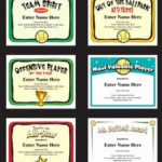 10+ Volleyball Certificates Ideas | Volleyball, Certificate With Best Drama Certificate Template Free 10 Fresh Concepts