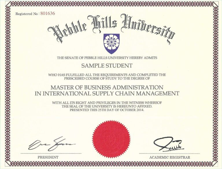 11 Free Printable Degree Certificates Templates Phd For inside Doctorate Certificate Template