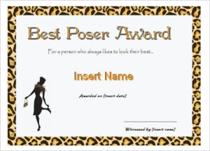 11+ Funny Certificate Templates – Free Word, Pdf Documents throughout Funny Certificate Templates