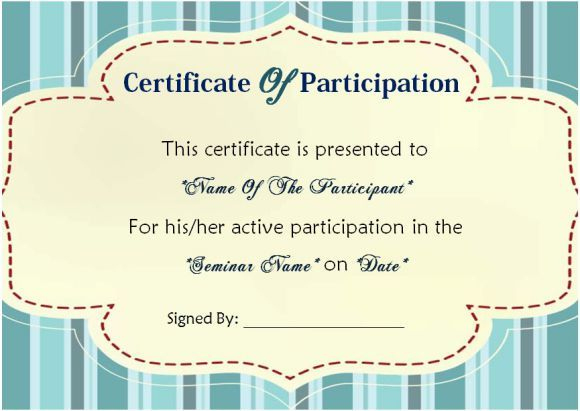 12 Ready To Use Sample Certificate Templates Of intended for Winner Certificate Template Free 12 Designs