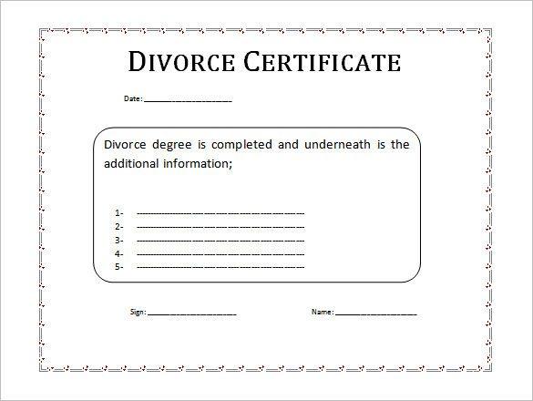 13+ Generic Certificate Templates   Free Printable Word within Best Generic Certificate Template