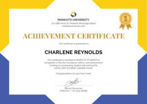 13 Printable School Certificates | Certificate Templates regarding Unique Certificate Templates For School