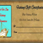 14 Free Printable Fishing Gift Certificate Templates [Best Pertaining To Best Fishing Gift Certificate Editable Templates