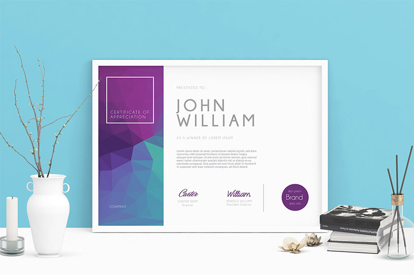 20 Best Word Certificate Template Designs To Award regarding Best Handwriting Certificate Template 10 Catchy Designs