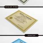 200+ Certificate Design Ideas | Certificate Design Pertaining To Essay Writing Competition Certificate 9 Designs