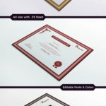 200+ Certificate Design Ideas | Certificate Design Throughout Best Essay Writing Competition Certificate 9 Designs