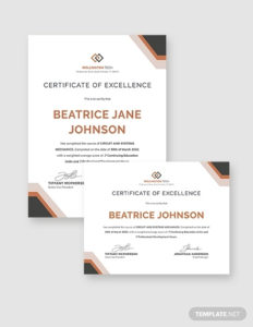 21+ Training Certificate Examples & Samples | Examples for Fresh Dog Obedience Certificate Template Free 8 Docs