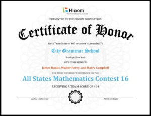 27 Printable Award Certificates [Achievement, Merit, Honor in Honor Award Certificate Template