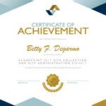 27 Printable Award Certificates [Achievement, Merit, Honor Intended For New Baseball Certificate Template Free 14 Award Designs