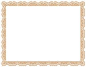 29 Images Of Christian Blank Borderless Certificate Template In New Borderless Certificate Templates