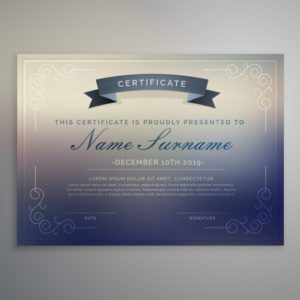 30 Free Certificate Templates. Are You Planning To Conduct regarding Unique Fishing Certificates Top 7 Template Designs 2019