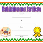 30 Free Printable Math Certificates | Pryncepality in 9 Math Achievement Certificate Template Ideas