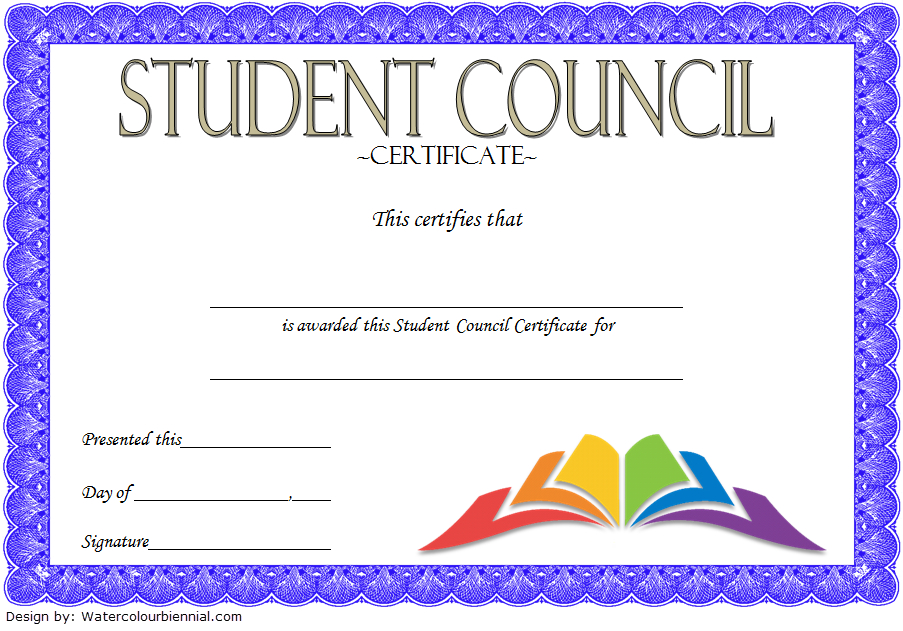 3Rd Student Council Award Certificate Template Free with regard to Fresh Student Leadership Certificate Template Ideas