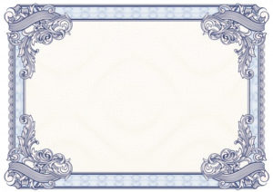 40+ Beautiful Certificate Border Templates & Designs for Free Printable Certificate Border Templates