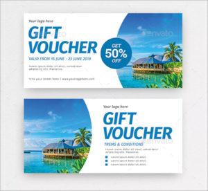 40+ Travel Gift Voucher Templates – Free & Premium Psd Eps in Travel Gift Certificate Editable