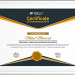 50 Multipurpose Certificate Templates And Award Designs For In Unique Download Ownership Certificate Templates Editable