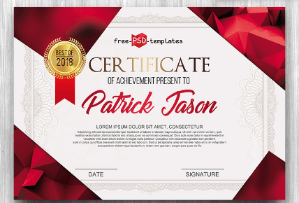 50 Multipurpose Certificate Templates And Award Designs For inside Best Chef Certificate Template Free Download 2020