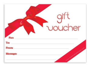 6 Free Gift Voucher Templates Excel Pdf Formats Word With Regard To Valentine Gift Certificates Free 7 Designs