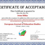 7+ Certificate Of Acceptance Templates   Free Printable Word Throughout Quality Certificate Of Acceptance Template