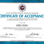 7+ Certificate Of Acceptance Templates   Free Printable Word With Regard To Quality Certificate Of Acceptance Template