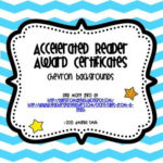 A.r. Award Certificates: Ready To Use Printables   Award With Accelerated Reader Certificate Templates