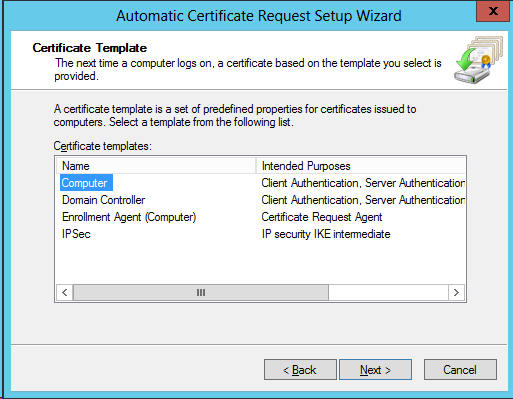 Active Directory Domain Controllers And Certificate Auto intended for Best Domain Controller Certificate Template