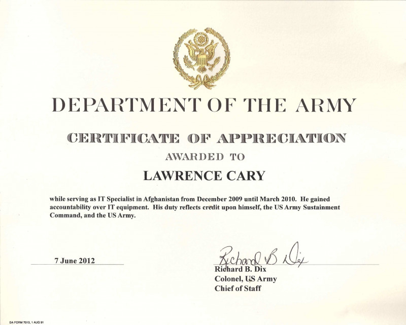 Army Certificate Of Completion Template Unique Army Certific inside Unique Army Certificate Of Completion Template
