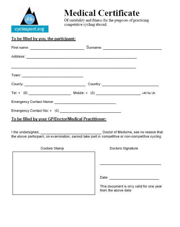Australian Doctors Certificate Template | Certificate inside Australian Doctors Certificate Template