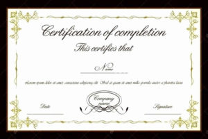 Award Certificate Template Free Lovely Free Editable intended for Quality Update Certificates That Use Certificate Templates