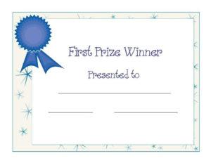 Baby Shower Award Certificate   Certificate Templates in Best Baby Shower Winner Certificates