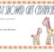 Baby Shower Gift Certificate Template Free 3 | Gift in Baby Shower Gift Certificate Template