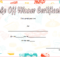 Bake Off Winner Certificate Template Free 1 | Bake Off within Bake Off Certificate Template