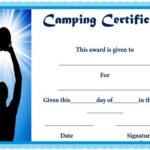 Basketball Camp Certificate Template | Certificate Templates Regarding Basketball Camp Certificate Template