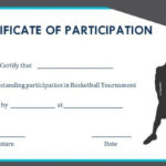Basketball Participation Certificate: 10+ Free Downloadable Inside 10 Certificate Of Championship Template Designs Free