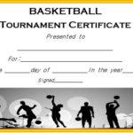 Basketball Tournament Certificate Template | Certificate regarding Unique Basketball Tournament Certificate Template Free
