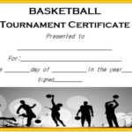 Basketball Tournament Certificate Template | Certificate with regard to Basketball Tournament Certificate Templates