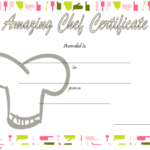 Best Chef Certificate Template Free Printable 1 Inside Best Chef Certificate Template Free Download 2020
