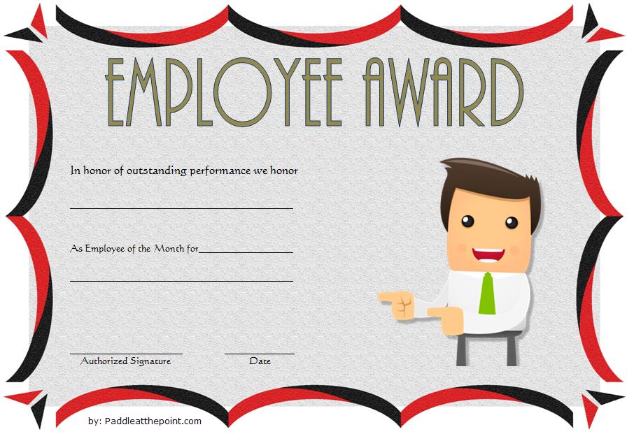 Best Employee Certificate Template 7 | Certificate Templates pertaining to Honor Certificate Template Word 7 Designs Free