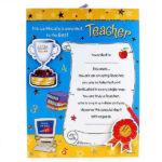 Best Teacher Certificate Within New Best Teacher Certificate