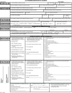 Birth Certificate – An Overview | Sciencedirect Topics within New Certificate For Best Dad 9 Best Template Choices