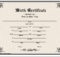 Birth Certificate Printable Certificate | Fake Birth inside Best Editable Birth Certificate Template