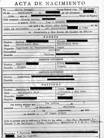 Birth Certificate Translation: Certified & Notarized In in Unique Spanish To English Birth Certificate Translation Template