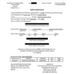 Birth Certificate Translation Template Uscis (1) – Templates Regarding New Birth Certificate Translation Template Uscis