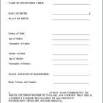 Birth Certificate Translation Template Uscis (2) – Templates For Unique Spanish To English Birth Certificate Translation Template