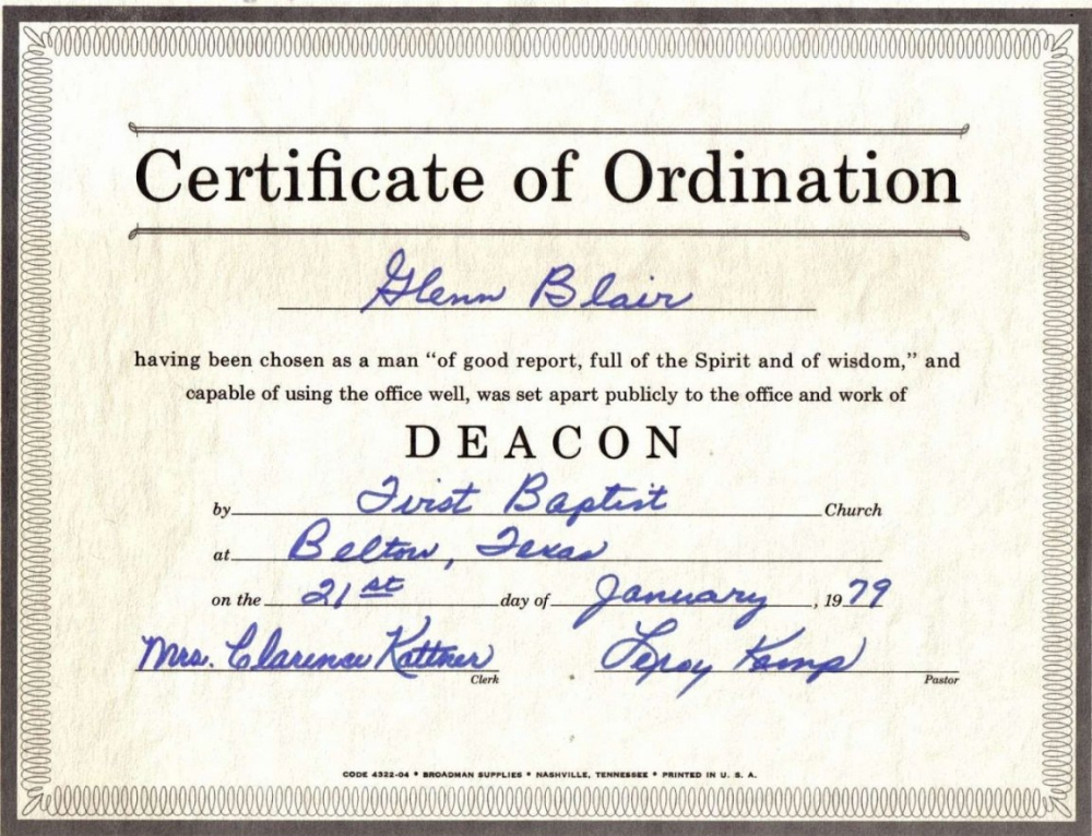 Bishop Ordination Certificate Template Intended For for Ordination Certificate Template