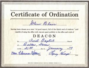 Bishop Ordination Certificate Template Intended For pertaining to Certificate Of Ordination Template