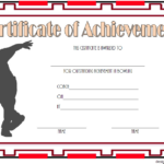 Bowling Certificate Of Achievement Free Printable 2 Di 2020 Throughout Best Bowling Certificate Template Free 8 Frenzy Designs