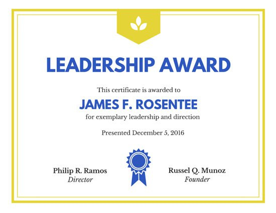 Canva-Leadership-Award-Certificate-High-Resolution-Award pertaining to Leadership Award Certificate Template